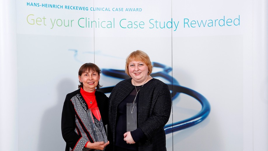 Победители премии Hans-Heinrich Reckeweg Clinical Case Award 2017